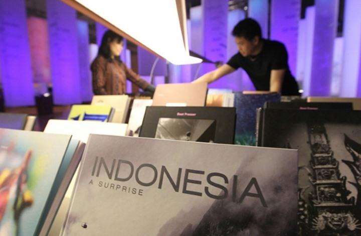 بالفيديو.. أندونيسيا حاضرة بمعرض الكتاب بـ150 مؤلفا