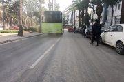 بالصور.. البيضاء تستقبل الحافلات المستعملة