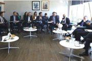 لجنة النموذج التنموي تعقد جلسة استماع مع ممثلي