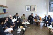 ممثلو الائتلاف المغربي لهيئات حقوق الإنسان يقدمون تصورهم للنموذج التنموي