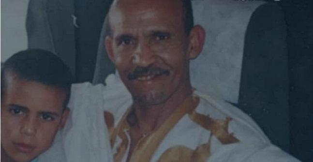 ناشط صحراوي.. وفاة المختفي الخليل أحمد و