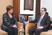 المديرة العامة لصندوق النقد الدولي تشيد بالأوراش الإصلاحية في المغرب