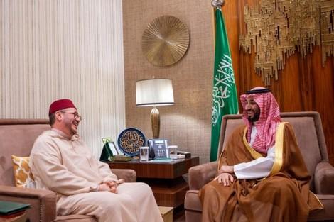 فؤاد عالي الهمة ينقل رسالة ملكية إلى ولي العهد السعودي
