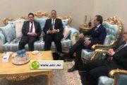 بوريطة في زيارة لموريتانيا لتوطيد العلاقات الثنائية