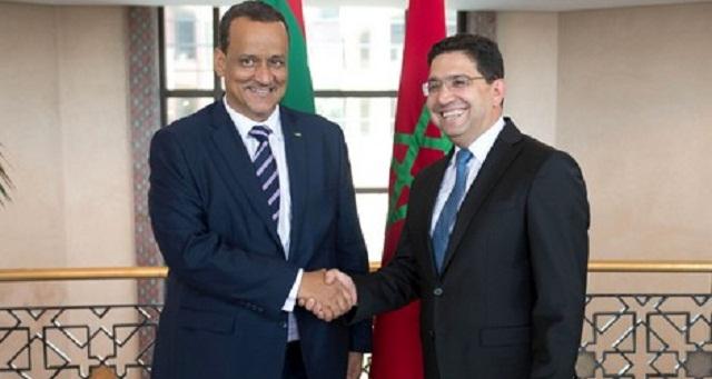 وزير الخارجية الموريتاني: