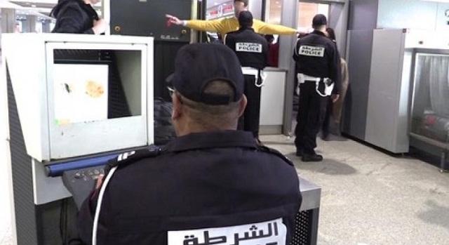 أمن مطار محمد الخامس يوقف تونسية بتهمة تهريب