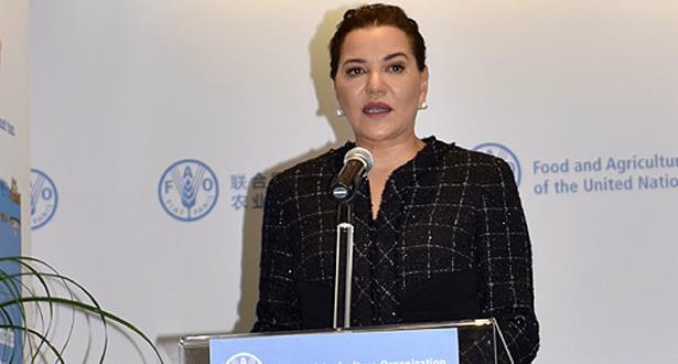 الأميرة للا حسناء تترأس اجتماع مجلس إدارة مؤسسة المحافظة على التراث الثقافي للرباط