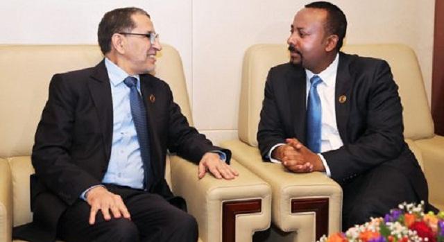 بأديس أبابا.. العثماني يتباحث مع نظيره الإثيوبي حول العلاقات الثنائية