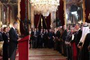 """العاهل الإسباني يؤكد على """"الإمكانات الهائلة"""" المتاحة للتعاون بين الرباط ومدريد"""