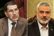 في اتصال مع العثماني.. إسماعيل هنية يشيد بدعم الملك للشعب الفلسطيني