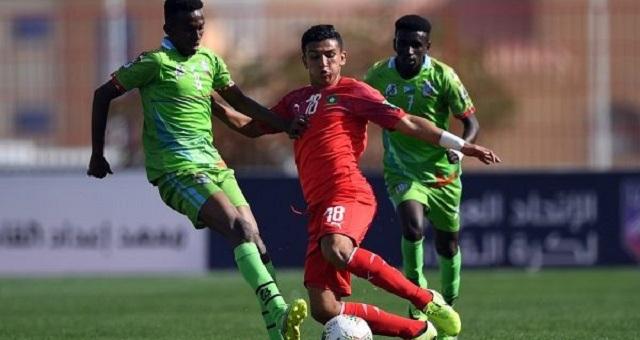كأس العرب.. المنتخب المغربي لأقل من 20 سنة ينهزم أمام نظيره التونسي