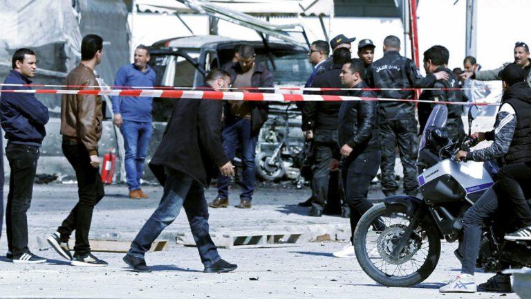 تونس.. تطورات جديدة في الهجوم الانتحاري بمحيط السفارة الأمريكية