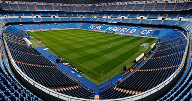 لمحاربة كورونا.. ريال مدريد يخصص ملعبه لتخزين المعدات الطبية