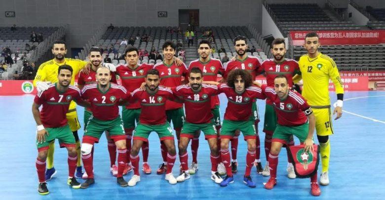 المغرب يهزم الولايات المتحدة ويحرز لقبا دوليا في كرة القدم داخل القاعة
