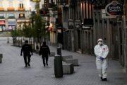 بعد تفشي وباء كورونا... اسبانيا تمدد حالة الطوارئ لمدة أسبوعين