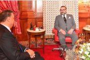 الملك محمد السادس يستقبل عبد اللطيف وهبي