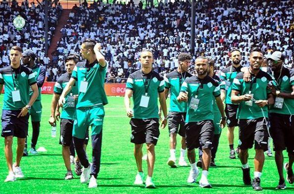 الرجاء يتأهل إلى نصف نهائي أبطال إفريقيا