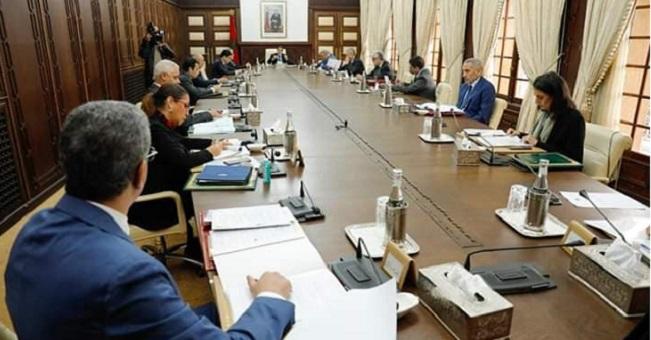 ملف الأحكام الخاصة بحالة الطوارئ الصحية على طاولة مجلس الحكومة