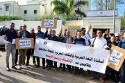 إضراب ووقفات احتجاجية.. أساتذة اللغة العربية بأوروبا يصعدون في وجه أمزازي