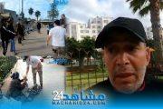 بالفيديو.. في زمن كورونا.. فعاليات مدنية تتطوع لمساعدة المتشردين