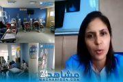 بالفيديو.. في زمن كورونا.. أخصائية تقدم النصائح لمرضى القصور الكلوي
