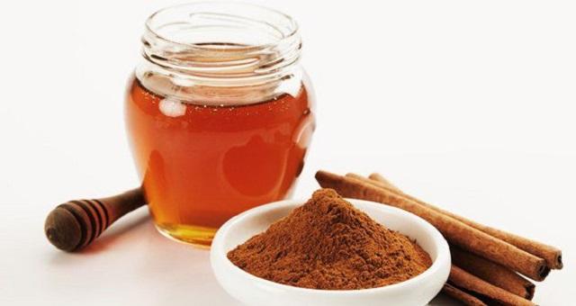 العسل و القرفة لإنقاص الوزن