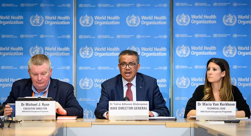 الصحة العالمية تتعهد بالكشف عن مصدر كورونا