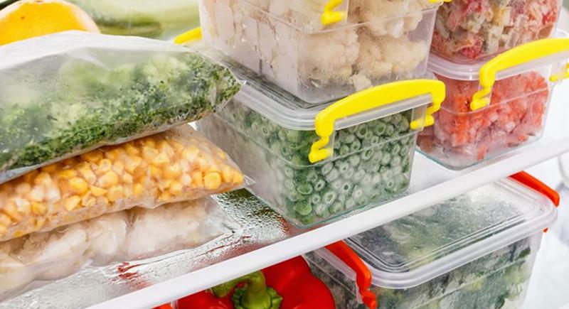 طرق تخزين الطعام في رمضان