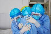 بعد شفائهما .. مغادرة متعافيتين من كورونا للمستشفى الاقليمي بالحسيمة