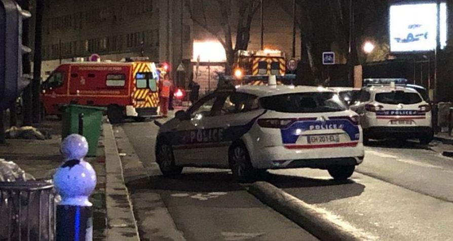في هجوم متعمد.. سائق يدهس شرطيين بباريس