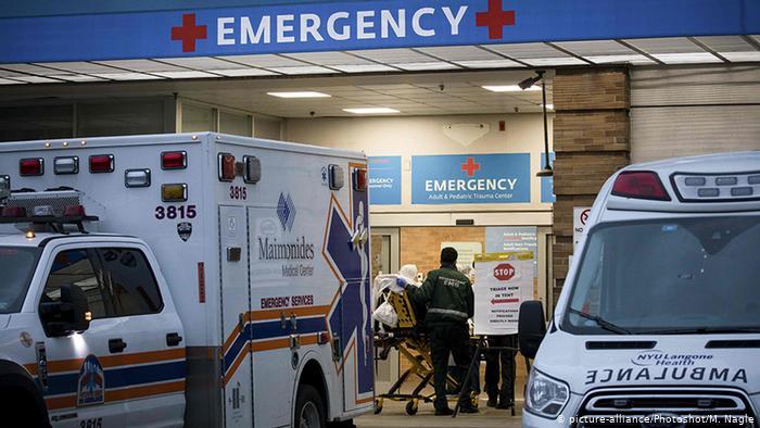 الولايات المتحدة تسجل أعلى حصيلة لضحايا فيروس كورونا في العالم
