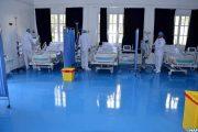 المستشفى الميداني العسكري الجديد بالنواصر جاهز لاستقبال المصابين بكورونا (صور)