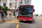 شوارع البيضاء تشهد انطلاق حافلات