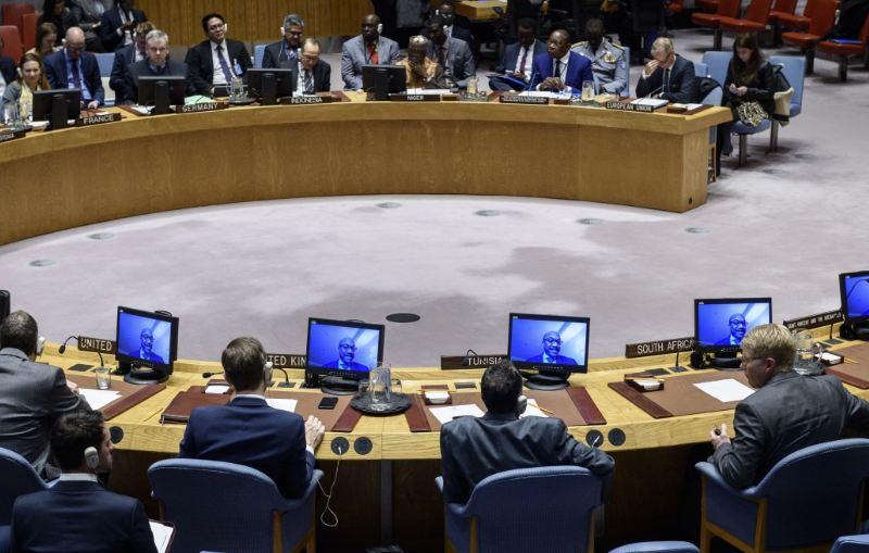 مجلس الأمن الدولي يصدم الجزائر