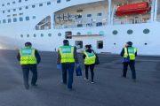 خلال أزمة ''كورونا''.. إخضاع البضائع والسائقين لمراقبة مشددة بنقط العبور