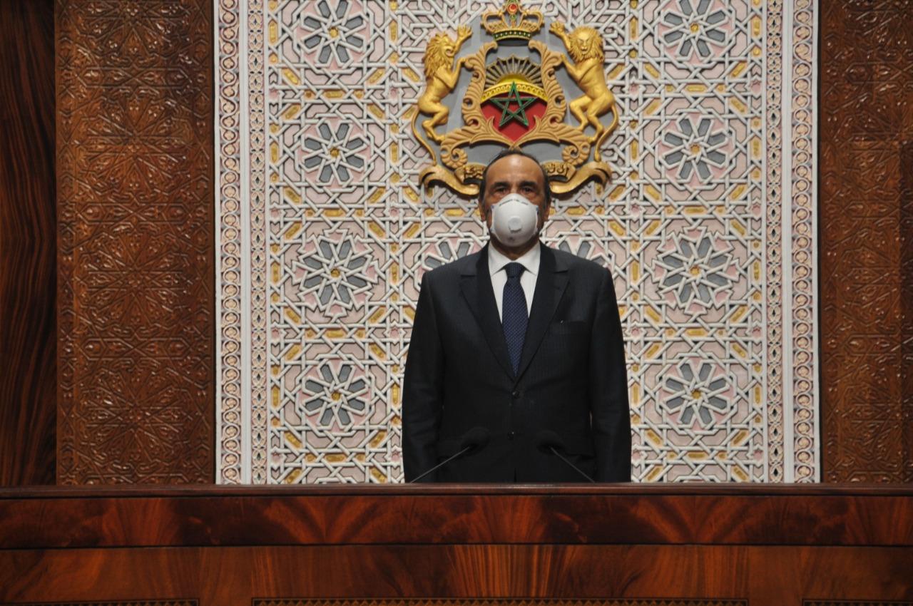بسبب كورونا.. افتتاح استثنائي للدورة الربيعية بمجلس النواب