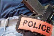 استعمال الرصاص لتوقيف شخص عرض عناصر الشرطة للخطر