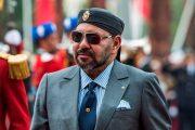 برقية تعزية من الملك إلى أفراد أسرة المرحوم مولاي امحمد العراقي