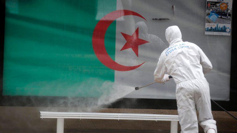 الجزائر: ارتفاع عدد الوفيات بكورونا إلى 105 وتسجيل 185 حالة جديدة