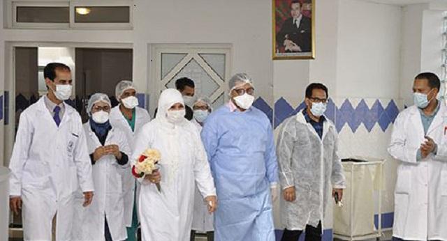 كورونا.. نسبة الشفاء تصل إلى 65.52% وجهة البيضاء دون حالات جديدة