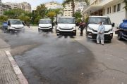 لدعم عمليات التعقيم.. مجلس جهة طنجة تطوان الحسيمة يقتني شاحنات صهريجية