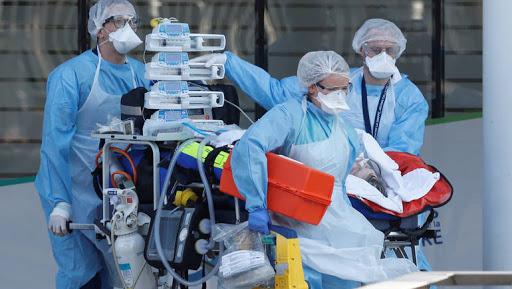 فرنسا تسجل 471 وفاة جديدة بفيروس كورونا