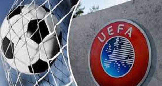 الاتحاد الأوروبي لكرة القدم يحدد موعد إنهاء الموسم