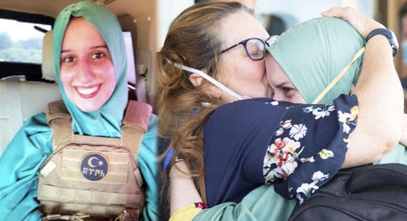 اعتنقت الإسلام.. تحرير إيطالية مختطفة في كينيا بمساعدة الاستخبارات التركية (فيديو)