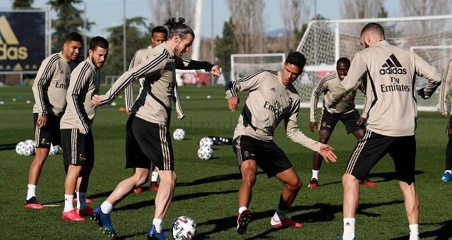 ريال مدريد يحدد موعد عودته للتدريبات