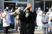 وزارة الصحة تعلن انخفاض مؤشر انتشار كورونا على الصعيد الوطني