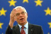 الممثل السامي للاتحاد الأوروبي يتصدى لمناورات