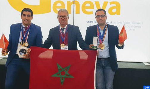 المغرب يحرز بسنغافورة على 3 ميداليات في المعرض الدولي للاختراعات