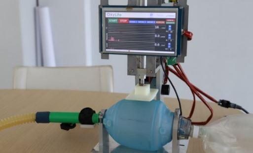 """انطلاق التجارب السريرية لجهاز التنفس الاصطناعي المغربي """"إفون"""""""