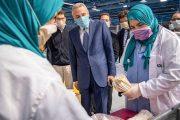 صحيفة فرنسية: المغرب يتبوأ موقعه في السباق العالمي نحو تملك الكمامات